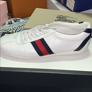 Women's Gucci Ace Supreme Sneakers